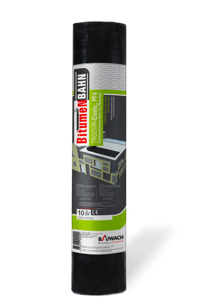 Hidroizolacija/Ljepenka/Bitumenska traka za ravni krov