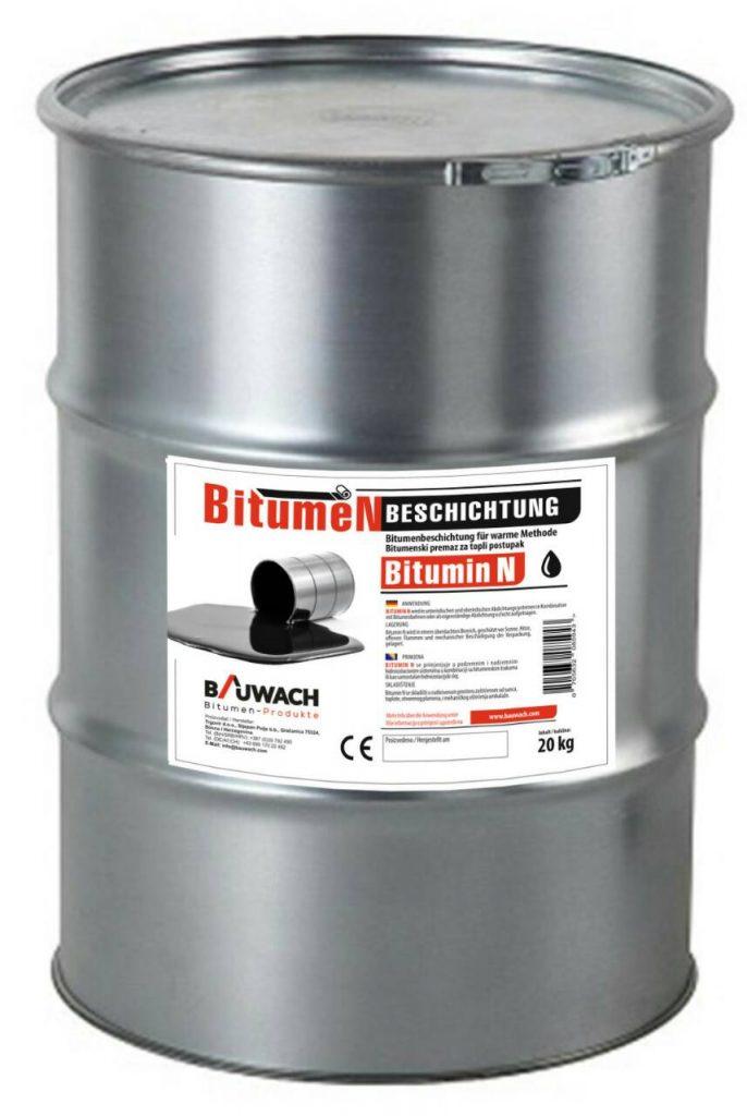 Bitumenski premaz za hidroizolacije/bitumenske trake/ljepenke